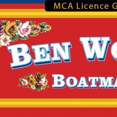 BEN WOOKEY IDENTITY