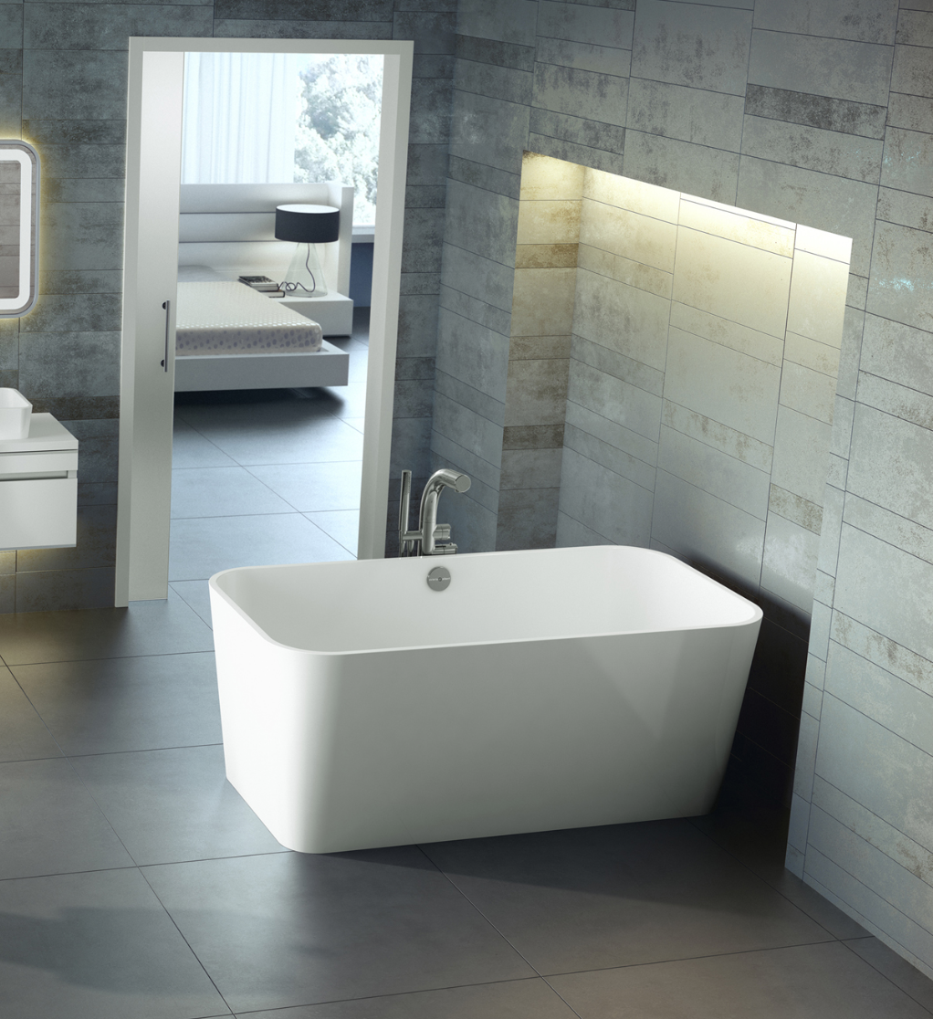 EDGE TUB FROM VICTORIA AND ALBERT - $3,200