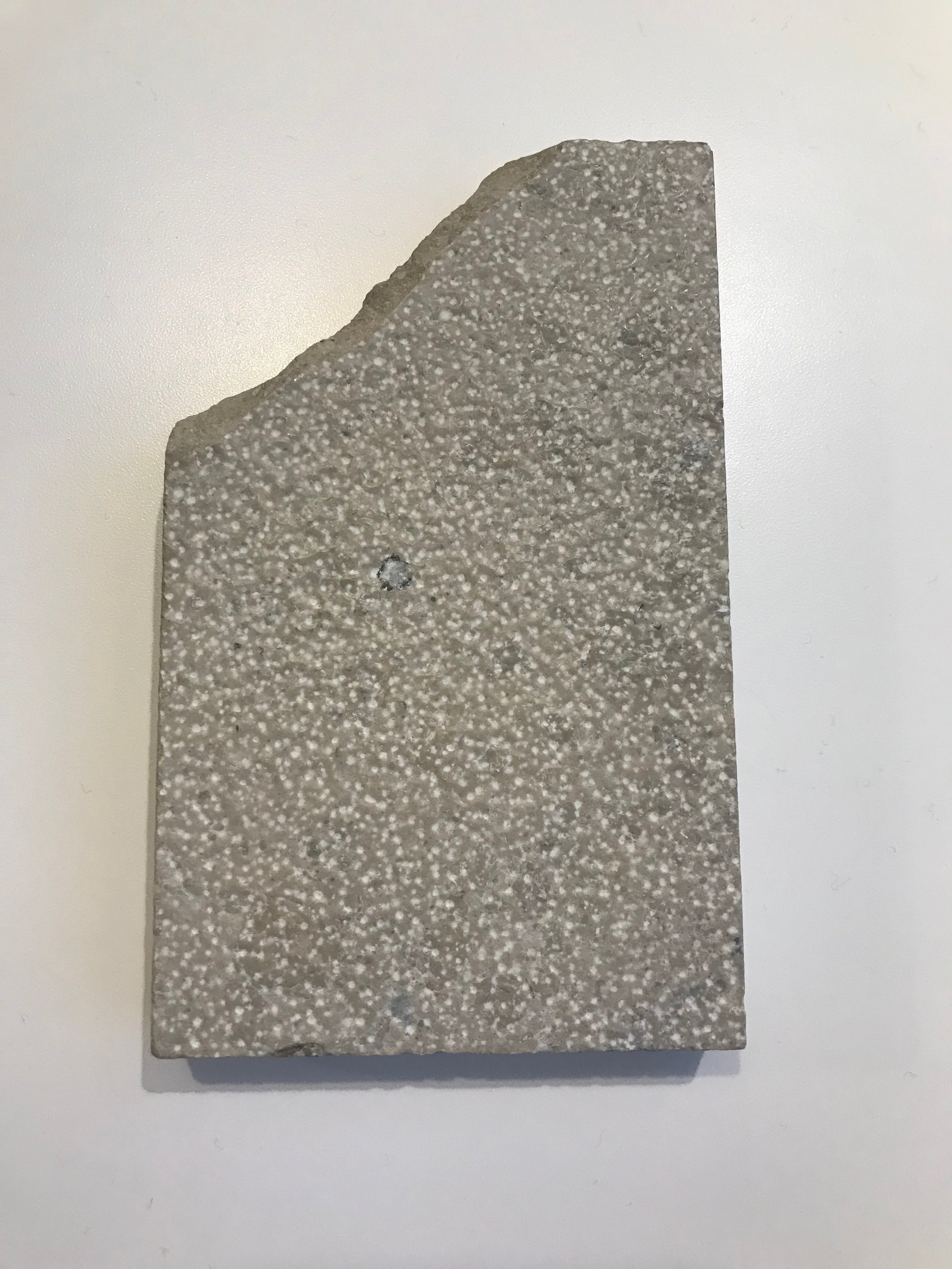 RENAISSANCE GRAY STONE FROM ABC STONE, BUSH HAMMERED AND BRUSHED FOR LIVING ROOM, KITCHEN, ENTRY -
