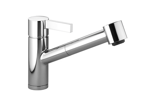 Dornbracht Eno Faucet with Pull Out Spray