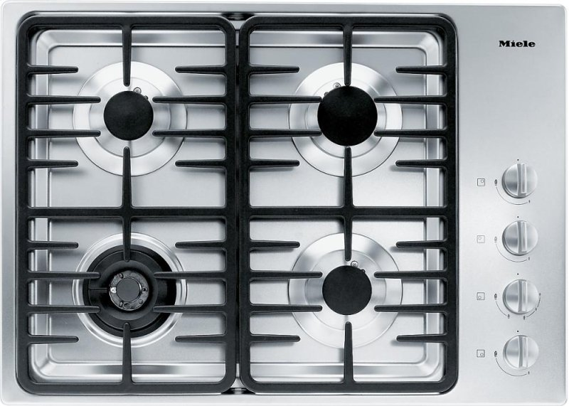 "MIELE 30"" GAS COOKTOP 3464"