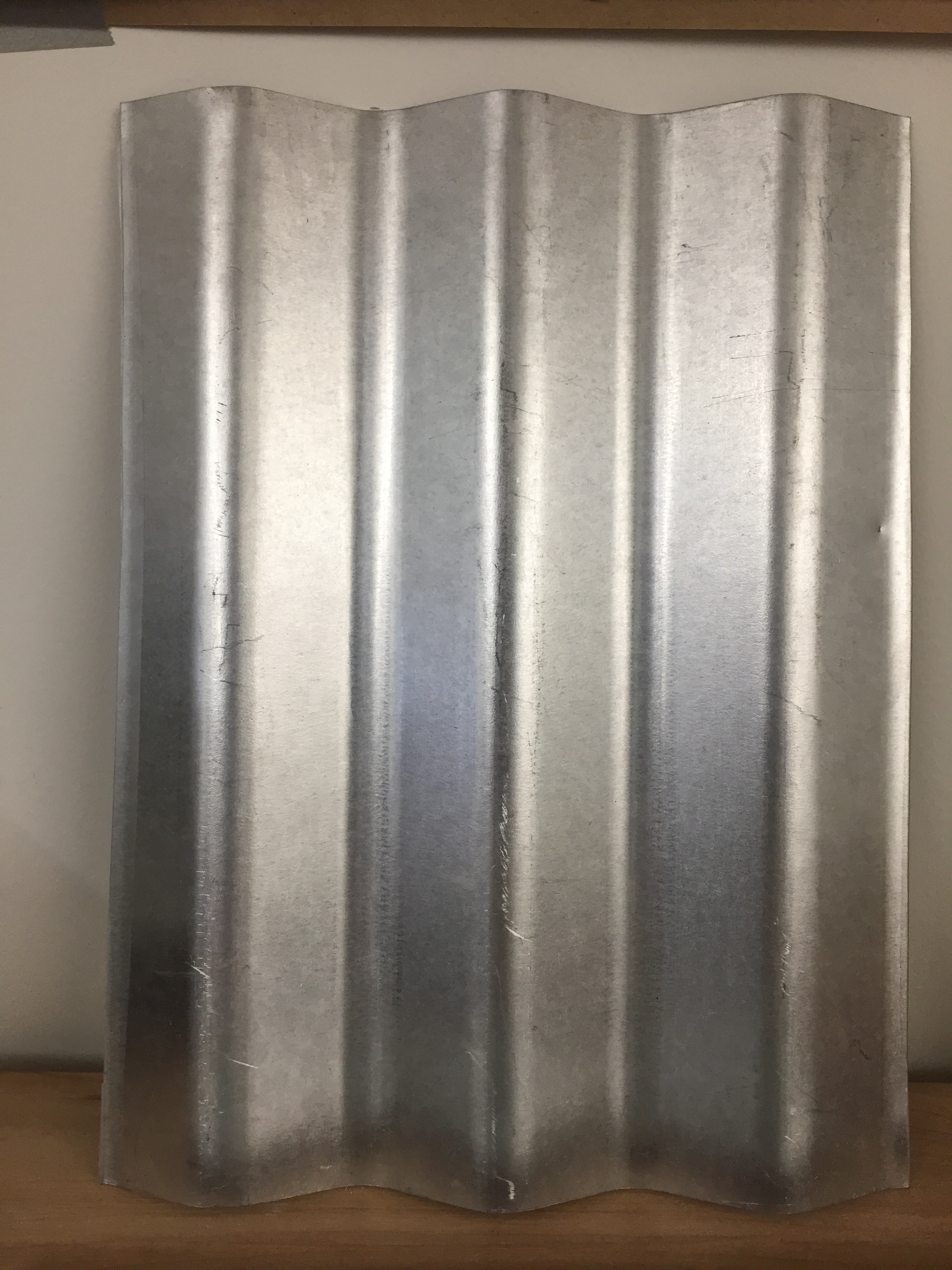 ECONOMICAL CORRUGATED SHEET METAL