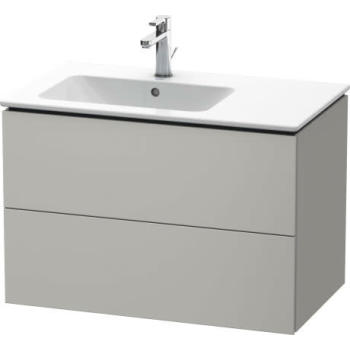 Vanity and sink suggestion from Duravit -