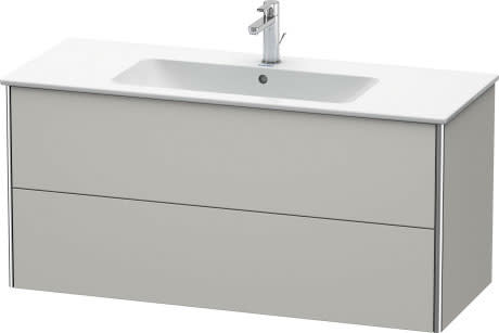 Vanity and sink suggestion from Duravit. -