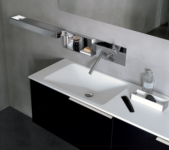 Vanity and sink suggestion from Agape. -