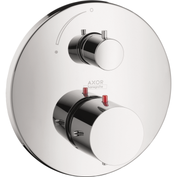 Starck shower control from Axor Hansgrohe. -