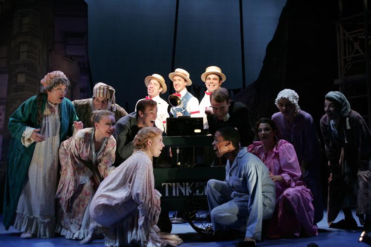 Goodspeed Norma Terris Theatre Workshop 2011