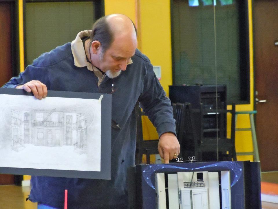 Set Designer - Tom Giamarrio