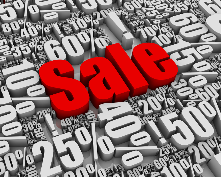 Are sales worth the potential problems?