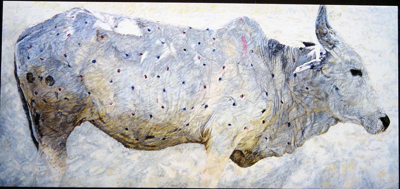 white bullock 1983 oil 44x8