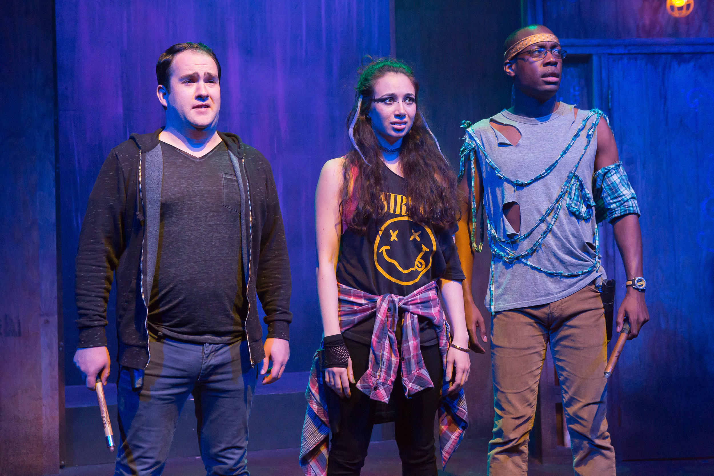 """""""Puffs"""" at New World Stages"""