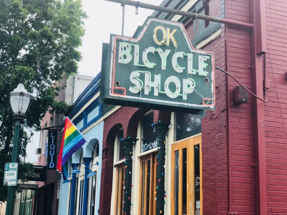 Holiday Market at the Bike Shop