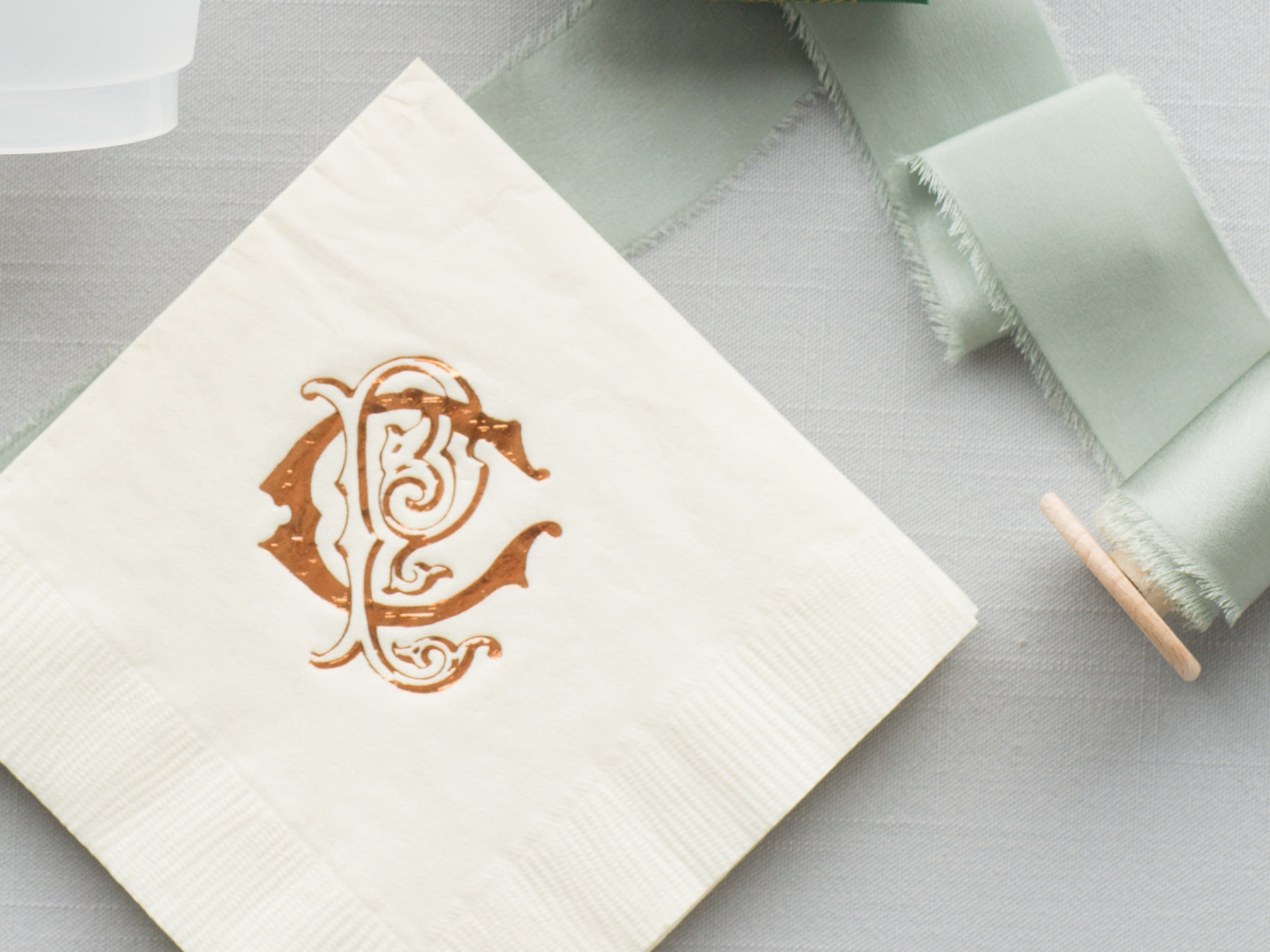 Custom Napkins -