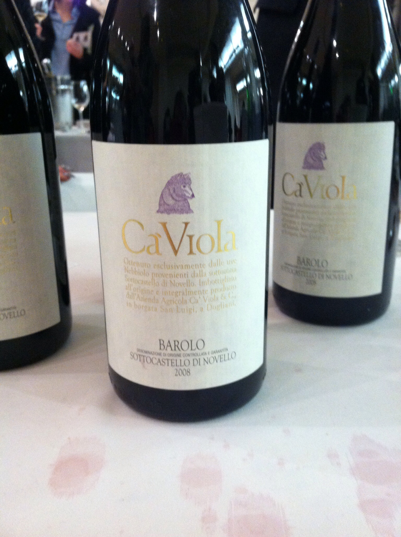 More Barolo