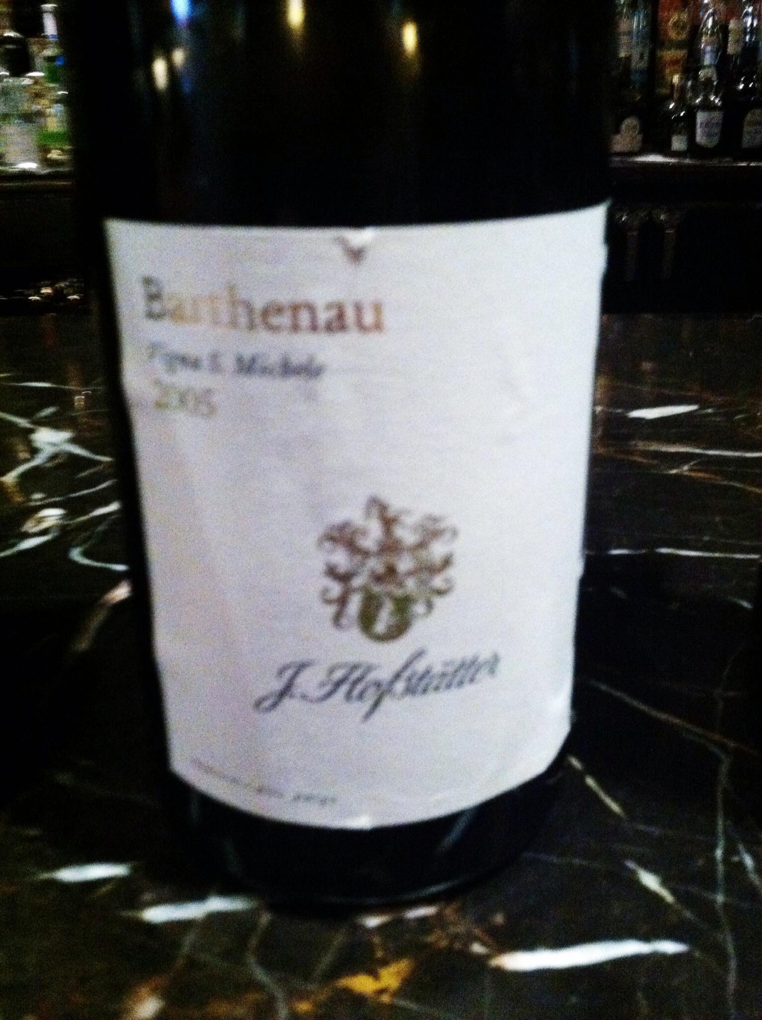 Pinot blanc, photo by Shana Sokol of Shana Speaks Wine