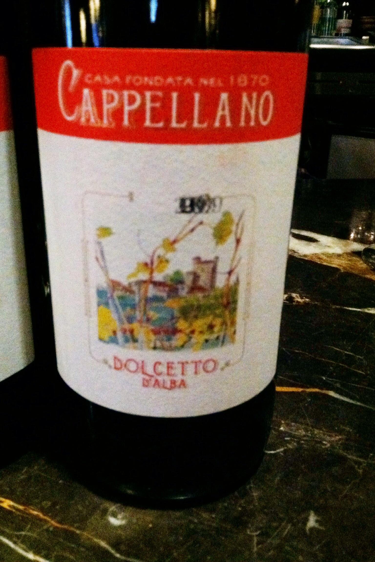 Dolcetto, photo by Shana Sokol of Shana Speaks Wine