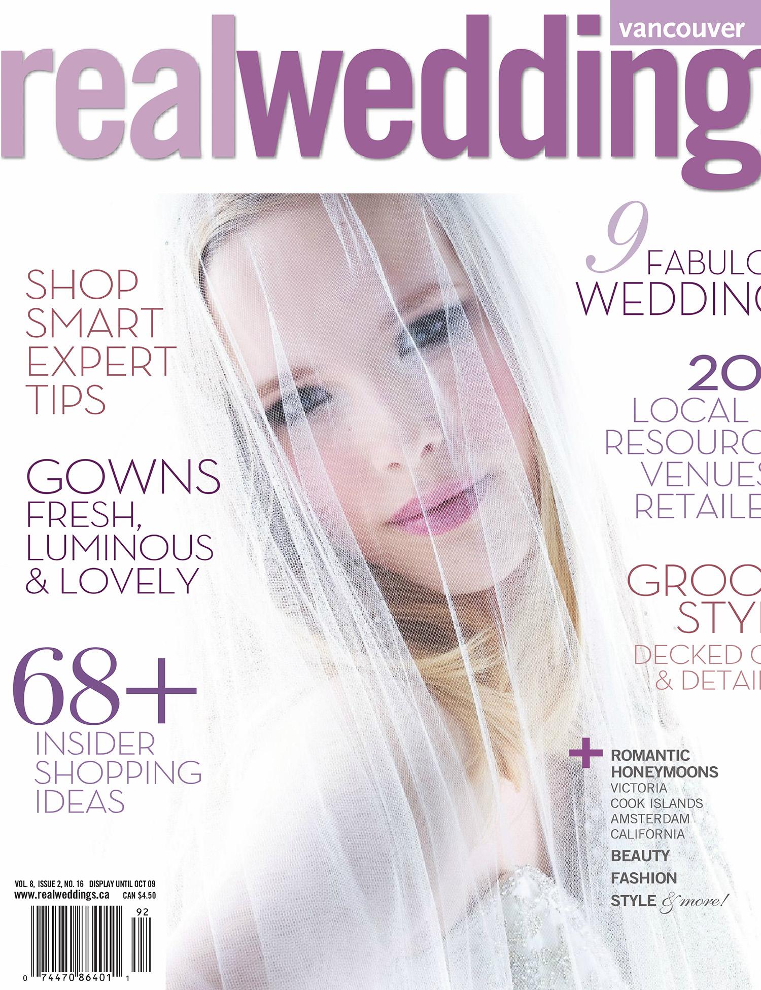 Real Wedding Magazine