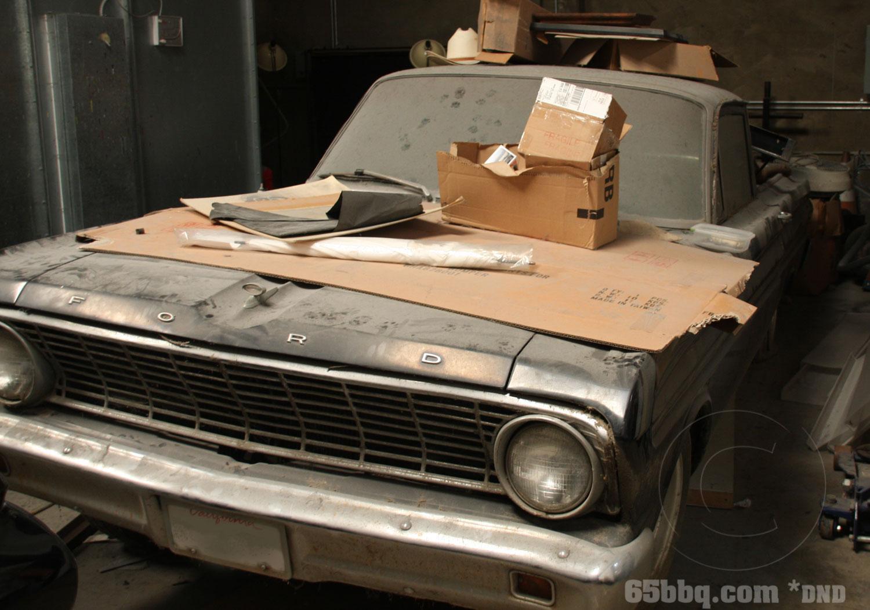1965 Ford Falcon Rancher