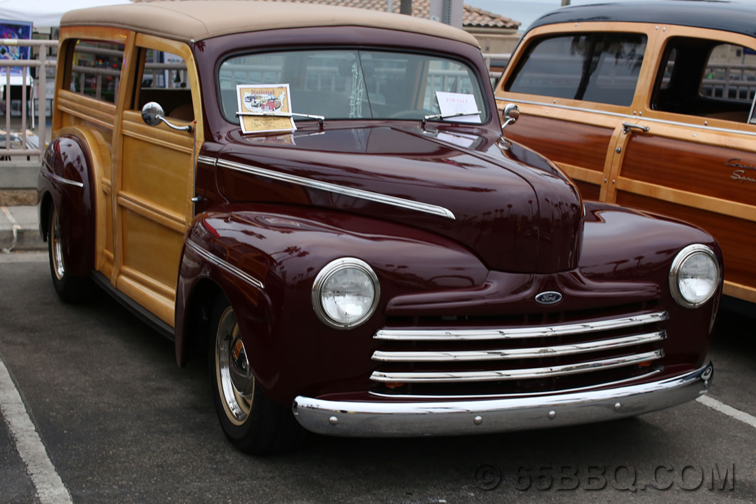 Huntington Beach Car Show 2015