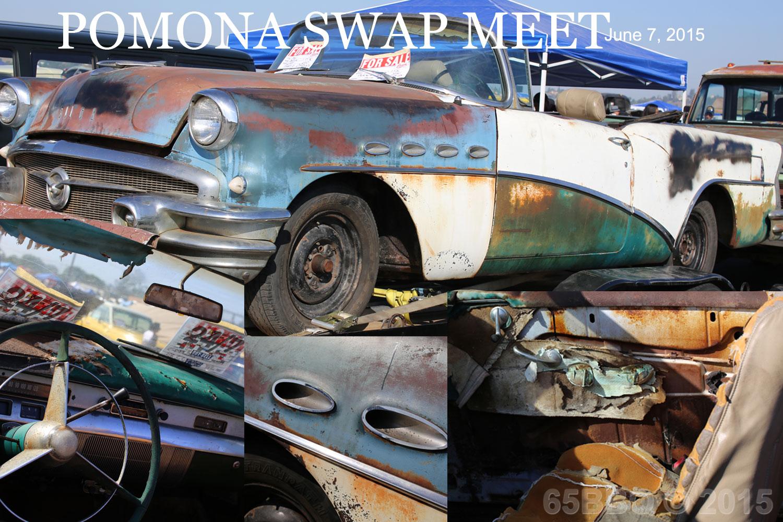 Pomona Swap Meet June 7, 2015 65bbq