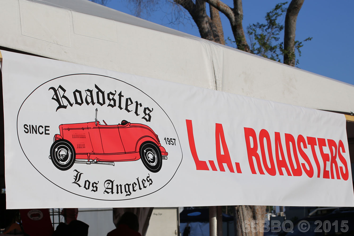 L.A. Roadsters car show photos 2015