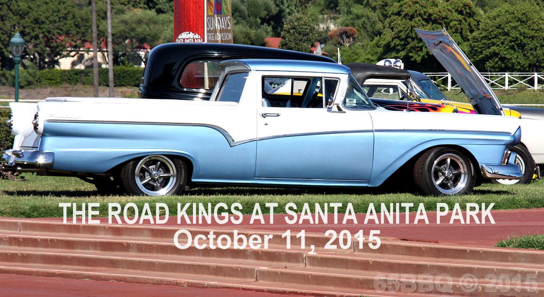The Ranchero The Road Kings 65bbq