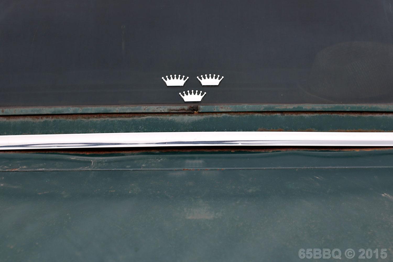 3 Crowns Pomona Swap Meet 65bbq