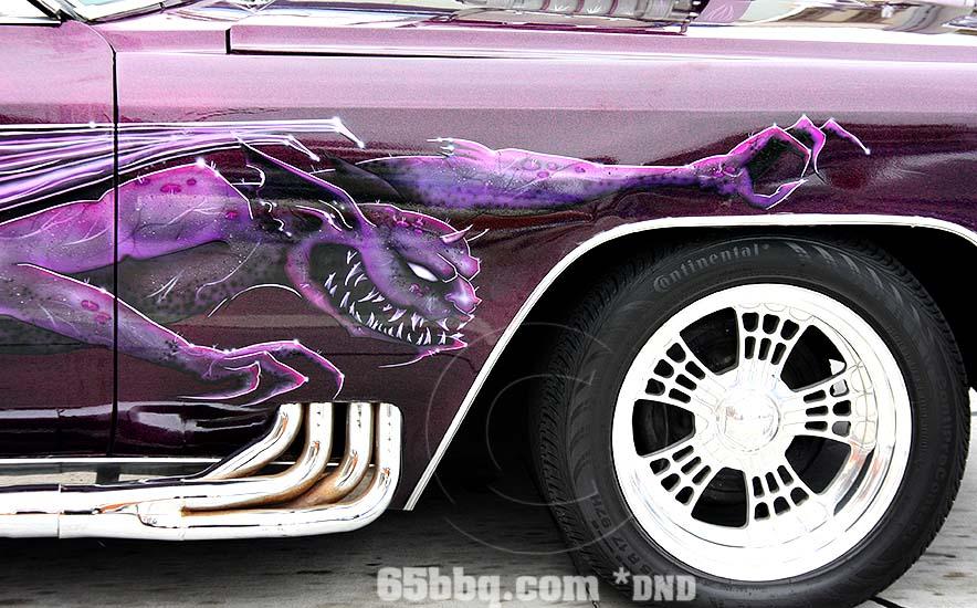 George Barris Car Show 65bbq