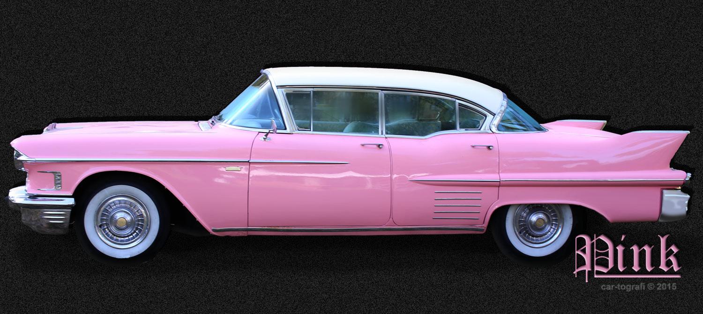 Pink car-tografi