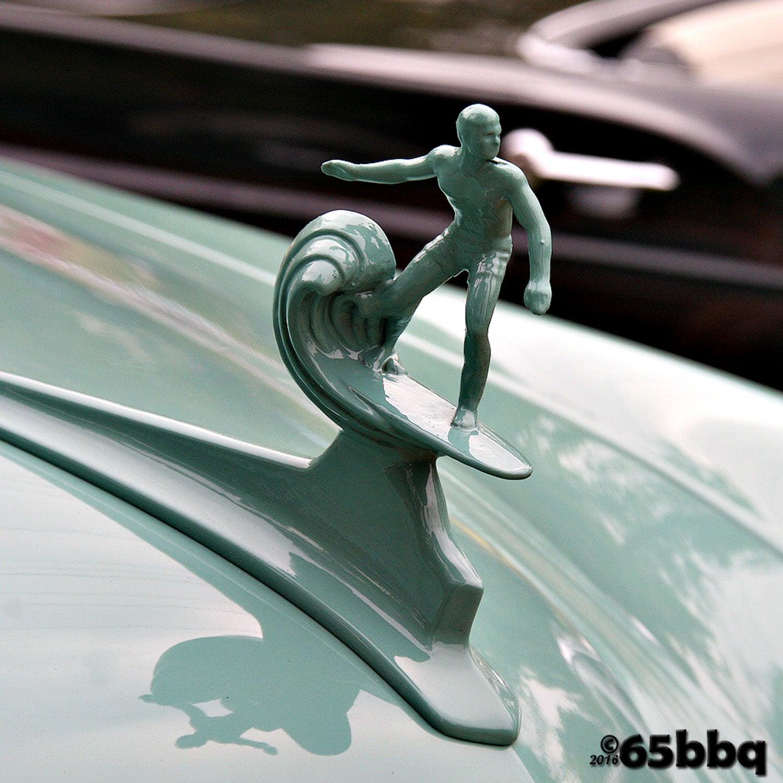 Surfing Mascot