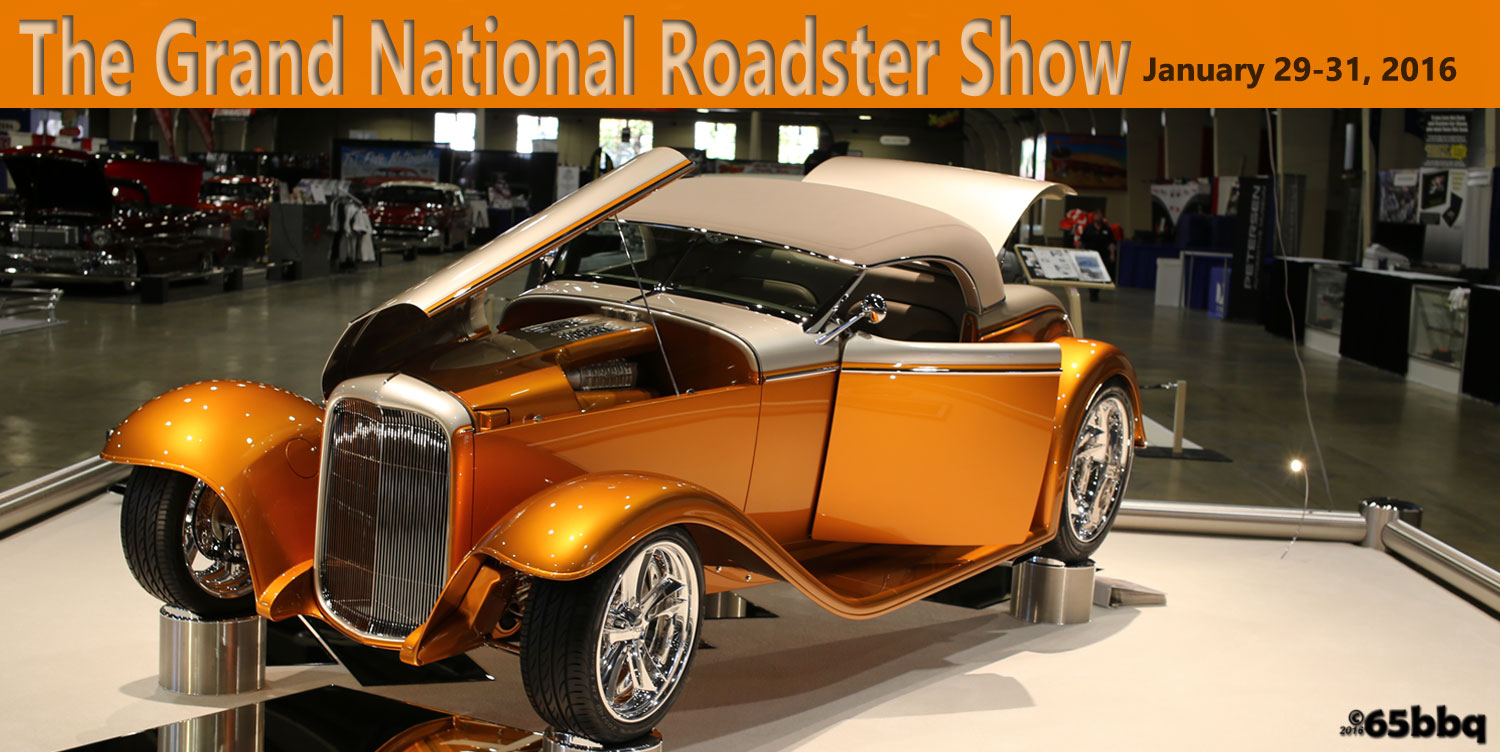 Grand National Roadster Show 2016 65bbq