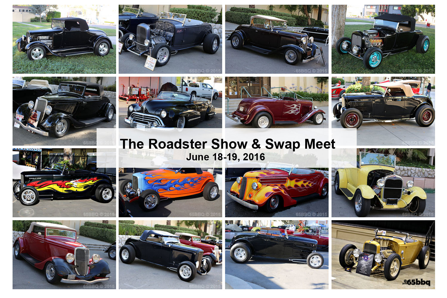 The Roadster Show 65bbq