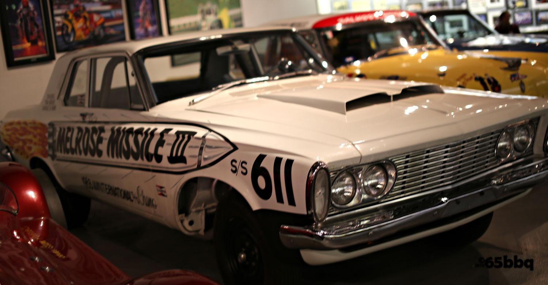 NHRA Mororsport Museum: car-tografi