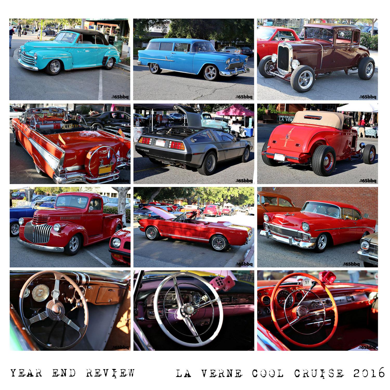 La Verne Cool Cruise 2016 65bbq