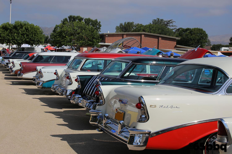 Rancho San Antonio Car Show 2016 65bbq