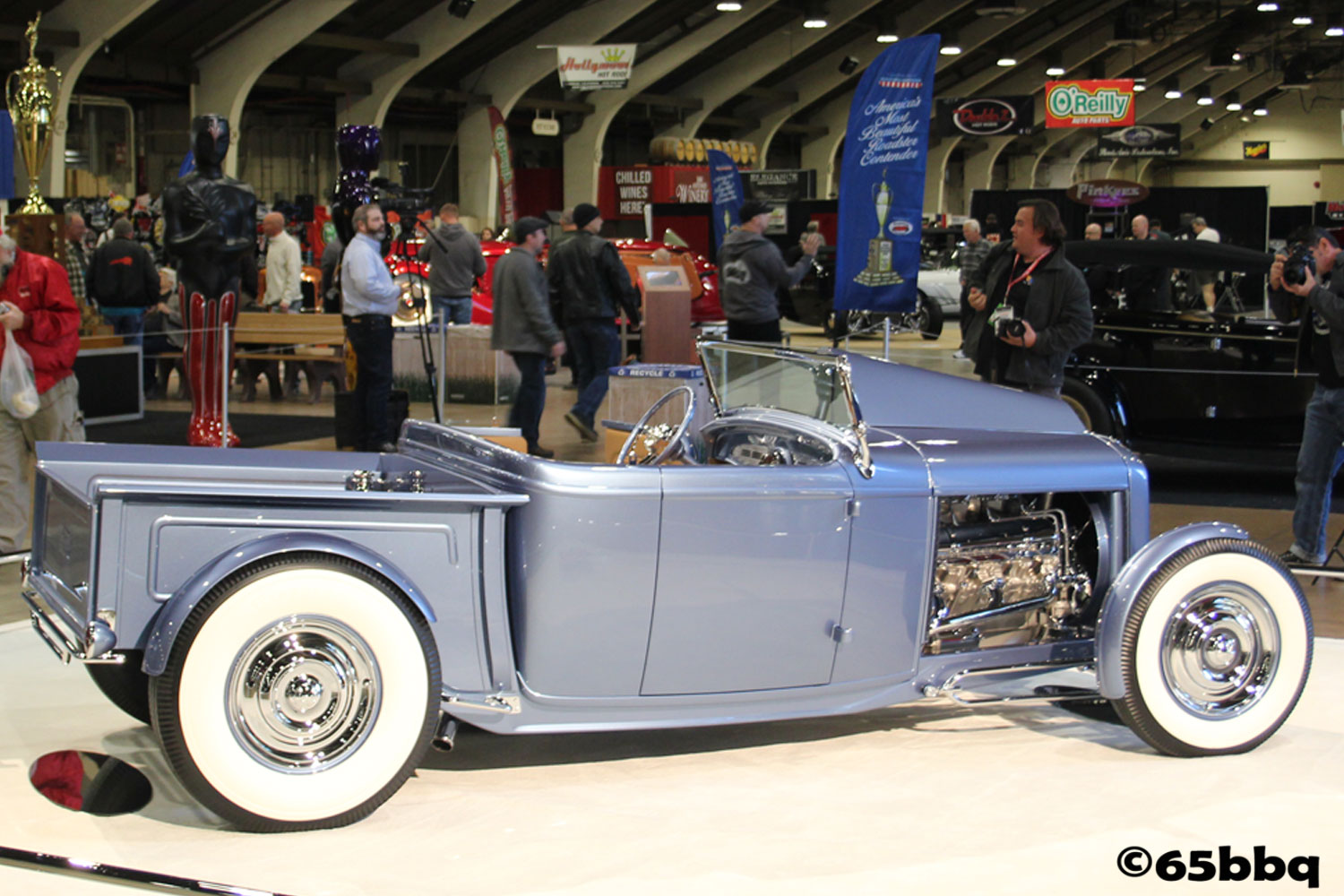 Grand National Car Show Roadster