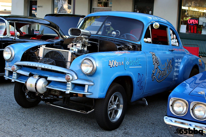 Classic California Car Show