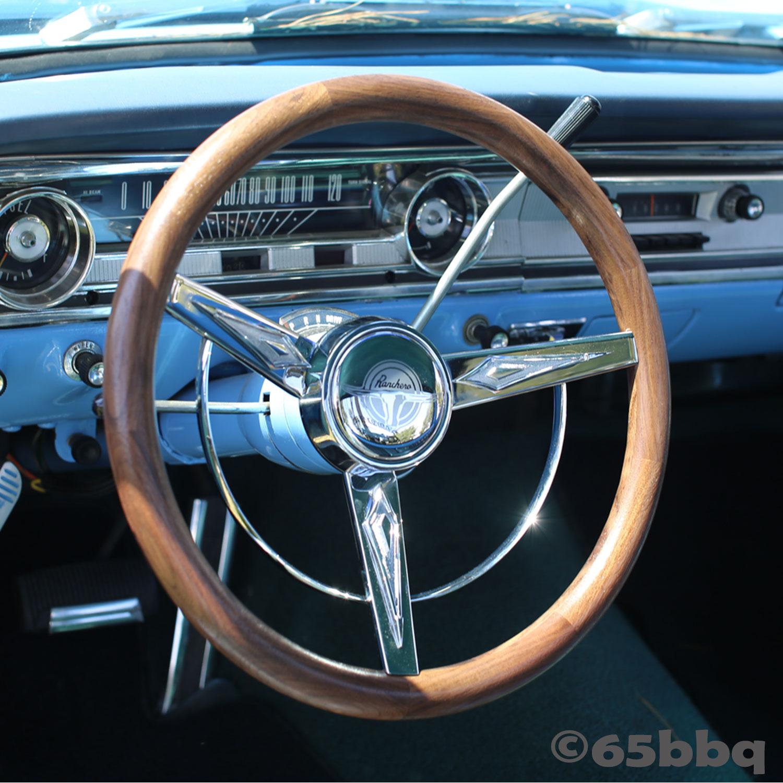 CON2R steering wheel 65bbq