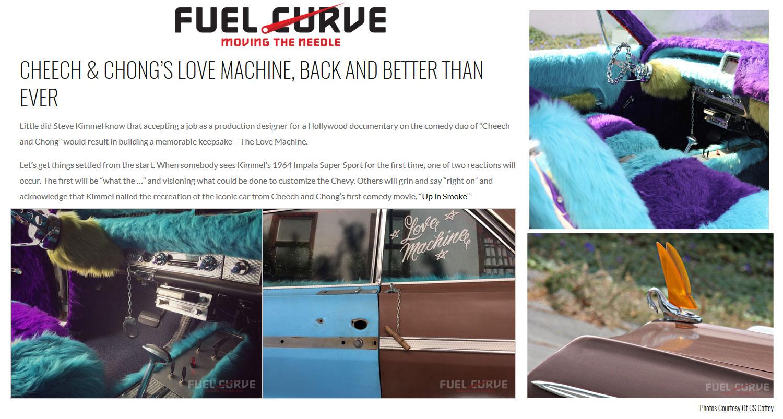 The Love Machine 65bbq