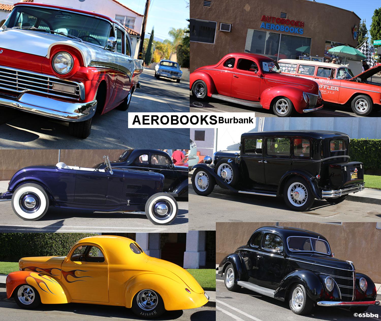 Auto Aerobooks Burbank 65bbq