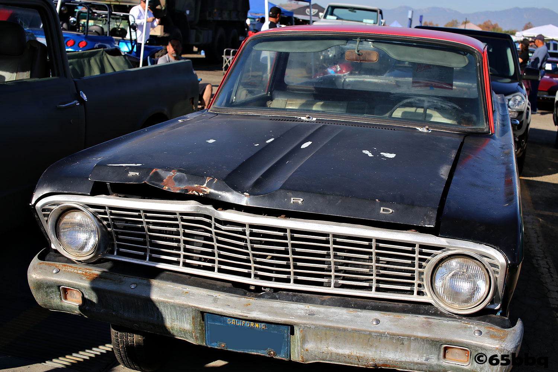 The Ford Ranchero