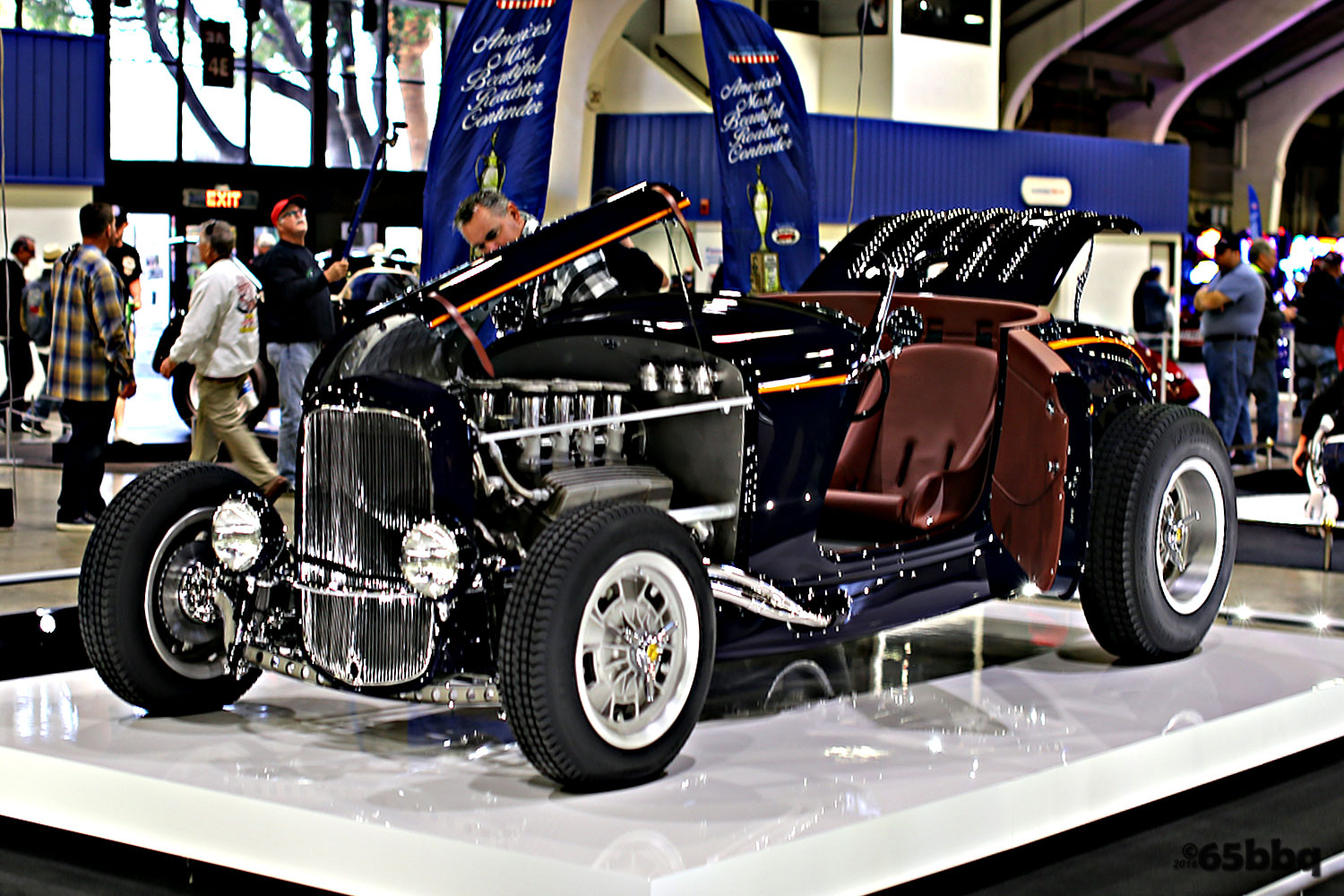 1931 Ford Roadster AMBR winner 2018