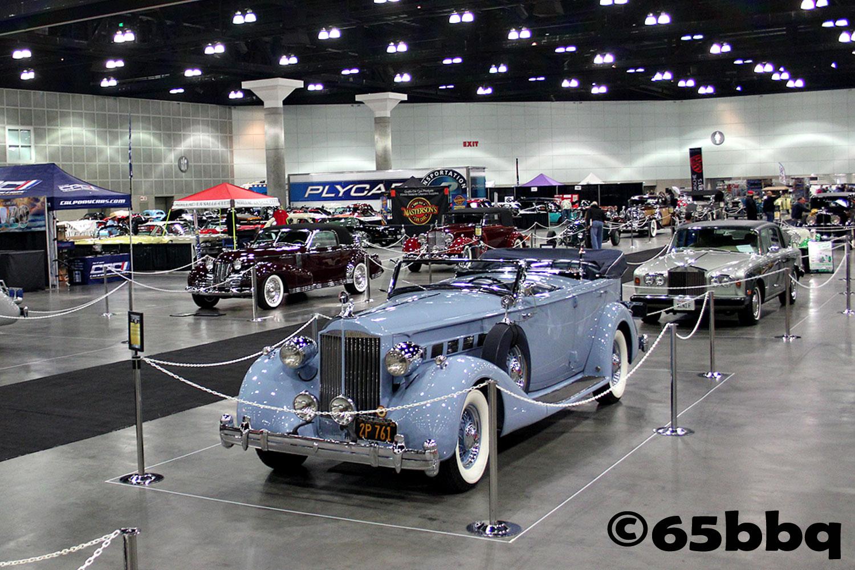 LA Classic Auto Show 2018 65bbq