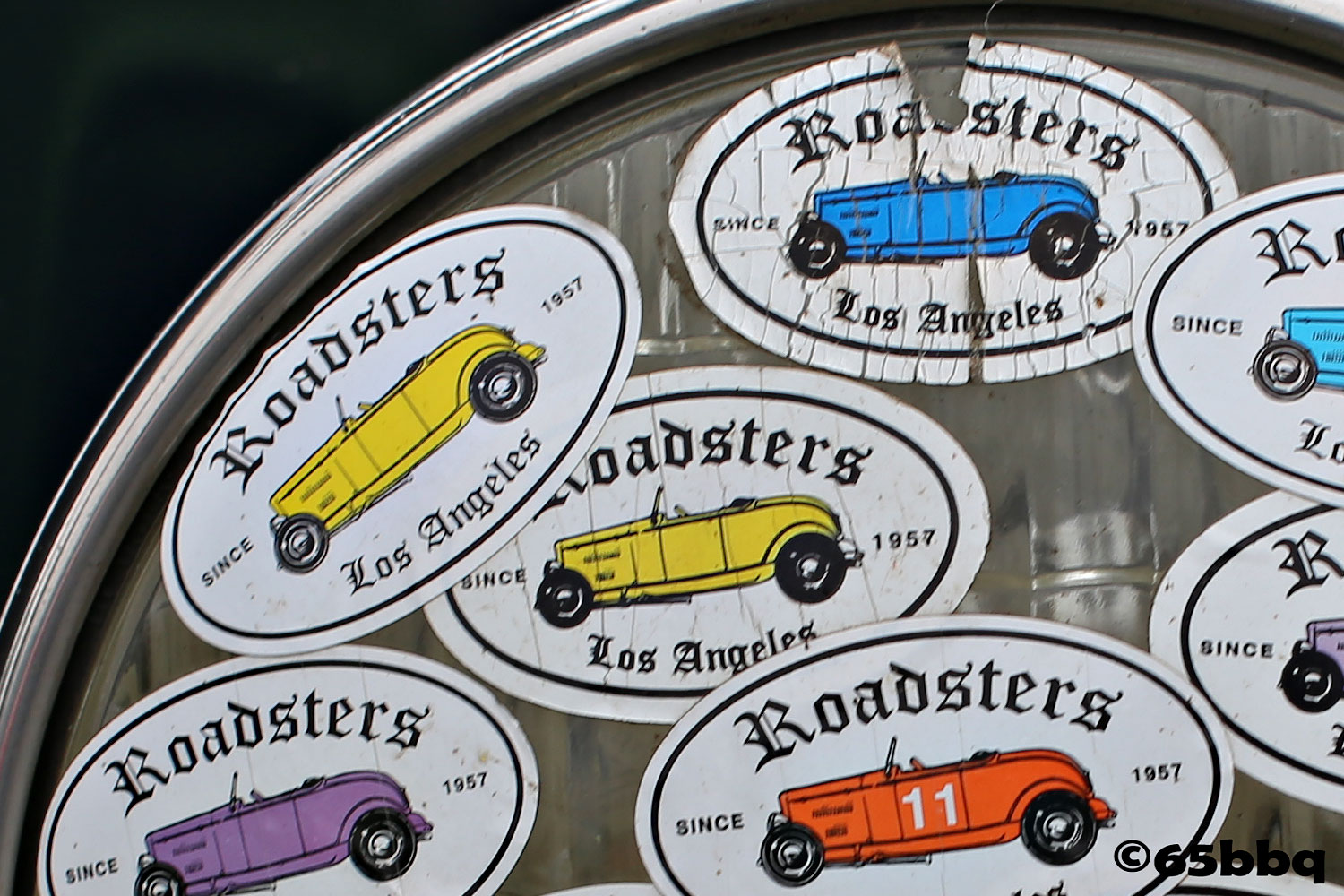 The Roadsters 65bbq