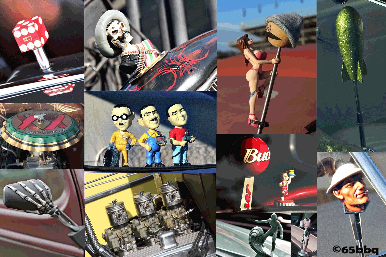 Car show close-ups 65bbq