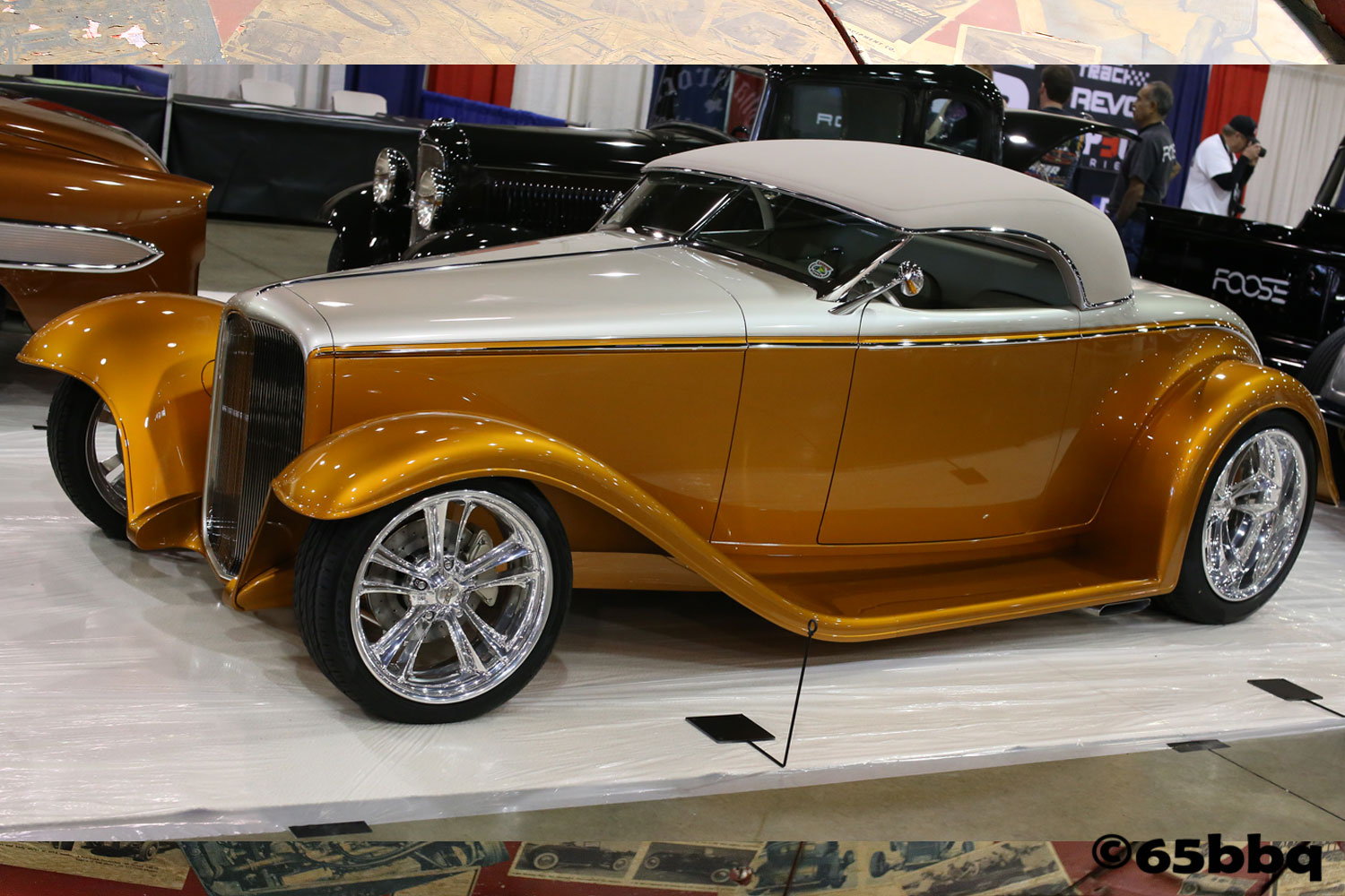 GNRS showcase Chip Foose