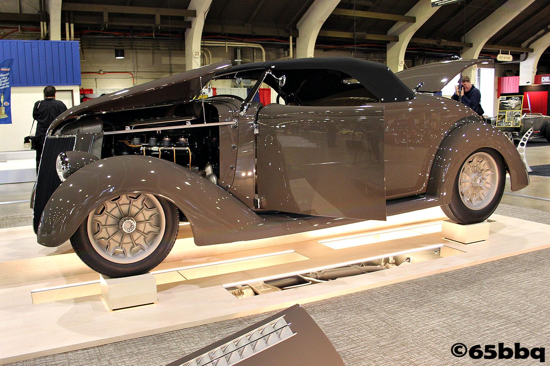 1936 Ford Roadster 2019 AMBR winner