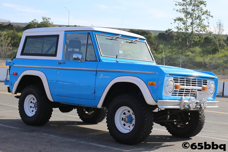 Fabulous Fords Forever 65bbq