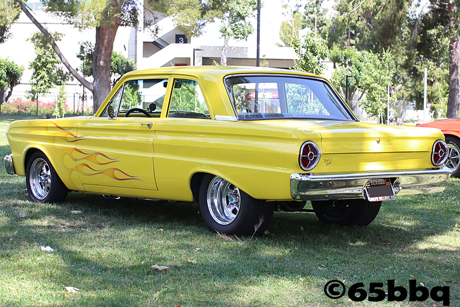Ford Falcon Collection 65bbq
