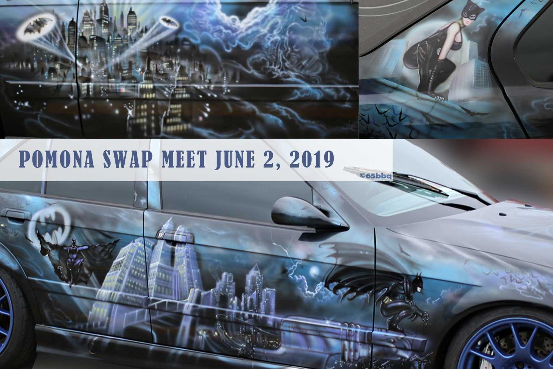 Pomona  Swap Meet June 2, 2019